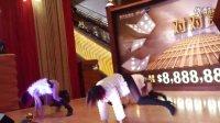 澳门星际酒店大堂舞台表演