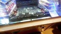 视频: 济南大玩家游戏厅打爆老虎机