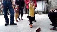 两岁小孩的舞蹈