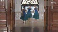 世界经典舞曲芭蕾舞 蓝色多瑙河_华尔兹