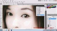 PS教程-转手绘眼睛