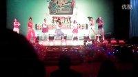 《学生,茜茜公主,美女版骑马舞》20121127