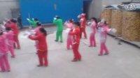 夏家庄姐妹广场舞《兔子舞》