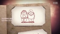 感恩父母婚礼片 婚礼感谢父母视频制作 超感人催泪flash动画视屏