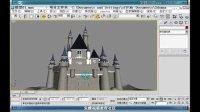 吐血推荐!!!3DMAX视频教程_高手进阶_教你如何制作迪斯尼城堡