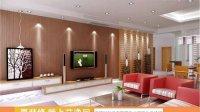 北京装修公司排名-餐厅背景墙装修图片赏析