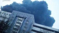 青岛保税区大火