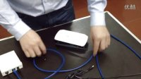 无线路由器怎么设置:手动版远程操作路由器与猫的插线方法