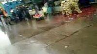 平地环球海鲜市场年初一醒狮