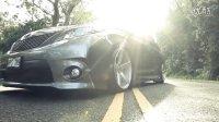 Toyota Sienna 加装Vossen20寸轮毂