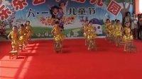 程集镇乐乐幼儿园2012年六一舞蹈视频   眉飞色舞