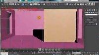 3DMAX视频教程  室内会员简约客厅案例