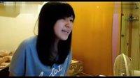 清纯美女JUDY翻唱范玮琪-最重要的 Q定
