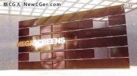 3月第3周更新-用AE制作大型电视屏幕墙