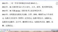 2013年北京语言大学课程与教学论考研科目1