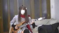 日本美女弹吉他 3