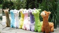 羊驼公仔-广东广州伟伟毛绒玩具厂