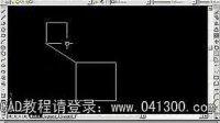 CAD视频教程 CAD教程QW21 (409)