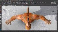 Maya2014功能展示-3D动画部分-关节居中与对称