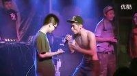 中国hiphop联盟4西安第三届地下八英里 说唱比赛 高清