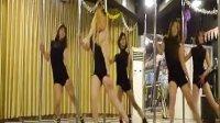 西安钢管舞教学-【夜场美女钢管舞】