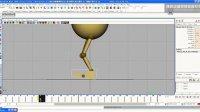 Maya角色动画教程-基础步伐 (2)