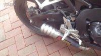 视频: QQ402350828 专业摩托车汽车改装天蝎排气管跑车排气管 淘宝店