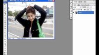 [PS]Adobe Photoshop 视频 教程1000例 背景虚化
