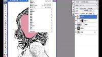 [PS]Adobe Photoshop 视频 教程1000例波普风格漫画