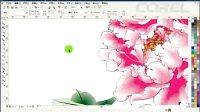 CDR基础教程 cdr教程 CorelDraw X4实例教学艺术笔工具