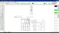 富怡服装CAD电脑打版免费学习视频教程