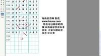 1366期七星彩图规2招压16尾,海南七星彩最新图规