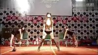 我爱台魅 - 台湾小姐美女模特性感椅子舞
