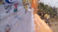 亲身体验缅甸果敢老街泼水节
