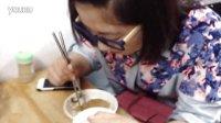 台灣美食 非吃不可花蓮瑞穗涂媽媽肉粽 女交換生說一個吃不飽