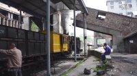 中国前进型蒸汽机车在美国