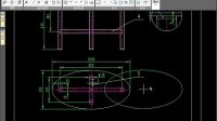 11.CAXA视频教程第十一节 鼠标右键的设置、椭圆的绘制