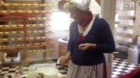 奶酪制作过程
