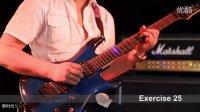 乔伊吉他教室 重金属主奏吉他教材 P12页练习演奏示范