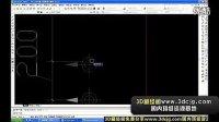 8.天花灯位尺寸图拓者吧小春视频教程CAD视频教程飞天CAD施工图
