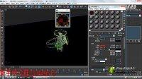 3Dmax室内设计材质作业使用虫注材质制作钻石效果01