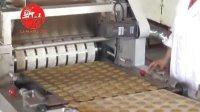 桃酥 酥性饼干机生产线
