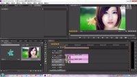 10-8:绘制放大镜及跟随放大效果实例-Premiere pro CS6PR教程
