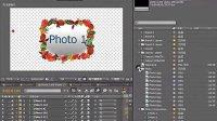 AE模板图片视频修改教程 AE相册模板