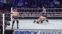 【牛男运动】WWE20130426:威廉·瑞格 vs 韦德·巴雷特