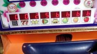 原来水果游戏机是这样调难度和清零的