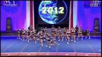 美国啦啦队舞蹈表演-California All Stars