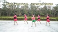 可爱玫瑰花广场舞 30步恰恰舞剩女时代 可爱玫瑰花编舞 含正反面分解动作