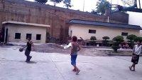 缅甸果敢老街缅甸篮球比赛NBA十佳球