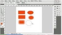 [PS]Photoshop ps教程 CS5 从零开始  选区羽化 photoshop cs5 教程
